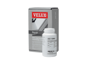 VELUX - ZZZ 130KC - Repair kit for minor damage to white painted roof windows