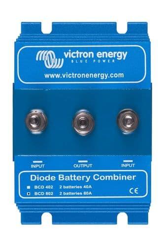Argodiode 80-2AC 2 batteries 80A