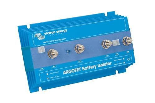 Argofet 200-2 Two batteries 200A