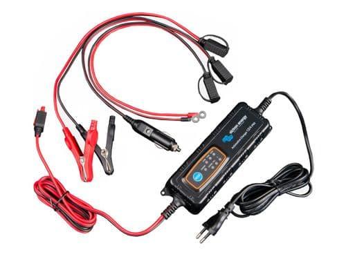 Automotive IP65 Charger 12V/4A-12V/0,8A