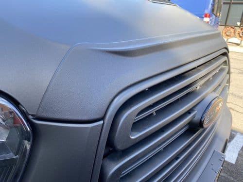 Transit Aero hood spoiler from  Terrawagen