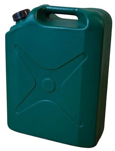 Upracks Plastic Water Tank 20 L- Fits In 63-A005X Jerry Can Holder