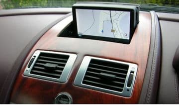 Aston Martin Sat Nav Map Update Disc 2018 Europe