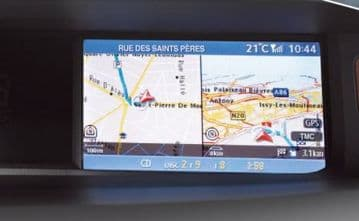 DVD Renault CNC Sat Nav Map Update Disc EUROPE 32.2