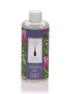 Ashleigh & Burwood LAVENDER & BERGAMOT 300ml Reed Diffuser Refill Fragrance Oil