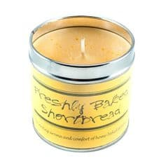 Best Kept Secrets FRESHLY BAKED SHORTBREAD Candle Tin - Seriously Scented! 50hr