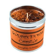 Best Kept Secrets GINGERBREAD COOKIE Candle Tin - Seriously Scented! 50 hr burn