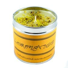 Best Kept Secrets LEMONGRASS Candle Tin - Seriously Scented! - 50 hr burn time