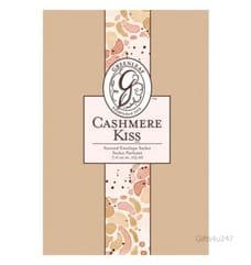 Greenleaf & Bridgwater CASHMERE KISS  Large Scented Envelope Sachet