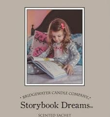 Greenleaf & Bridgwater STORYBOOK DREAMS  Large Scented Envelope Sachet