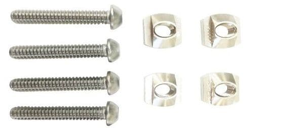 MH129 Button head M8 Washers and T-nuts