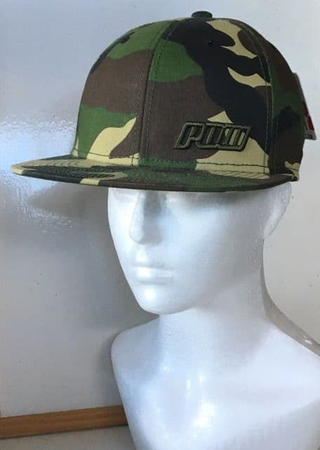 Prisoner of Winter (POW) Camo BB Cap