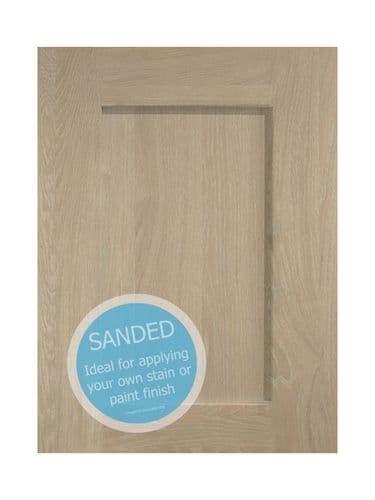 715x277x20mm Wall corner door solution, pair  Mornington Shaker Sanded Door