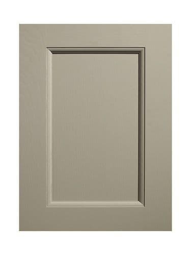 715x313x20mm Base corner door solution, pair Mornington Beaded Stone Door