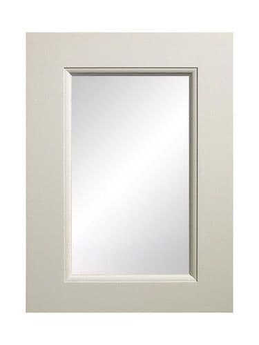715x397mm, clear glazed Mornington Beaded Porcelain Feature Door