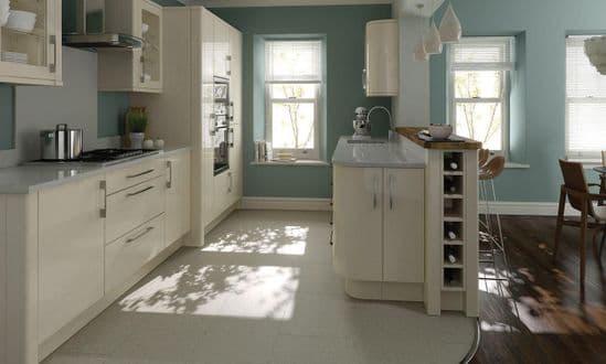 Contemporary Kitchen Doors