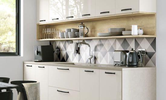 Cosdon Matt Porcelain Kitchens