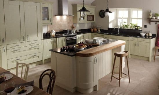 Milbourne Alabaster Kitchens