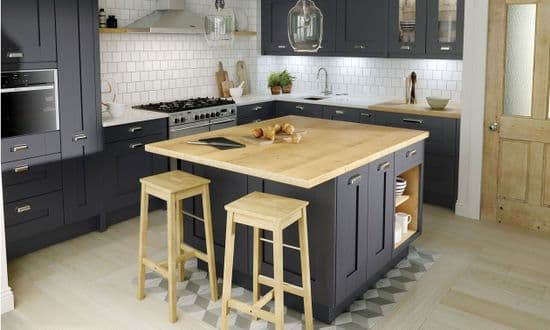 Milbourne Charcoal Kitchens