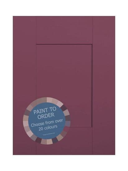 Milbourne Paint to Order Kitchen Doors