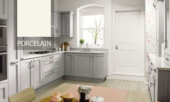 Mornington Beaded Porcelain Kitchens