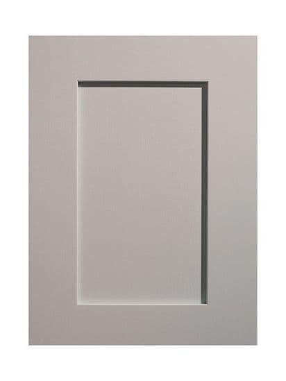 Mornington Shaker Partridge Grey Kitchen Doors