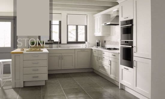 Mornington Shaker Stone Kitchens