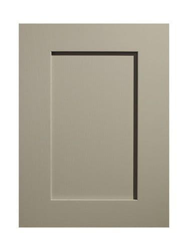Mornington Shaker Stone Sample door - 570x397mm