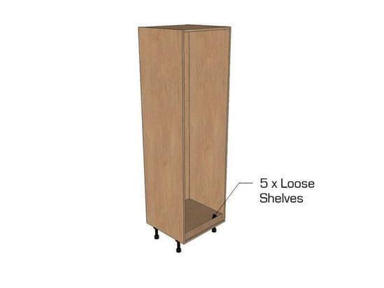 Open Shelf Units