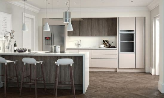 Porter Gloss Cashmere Kitchens
