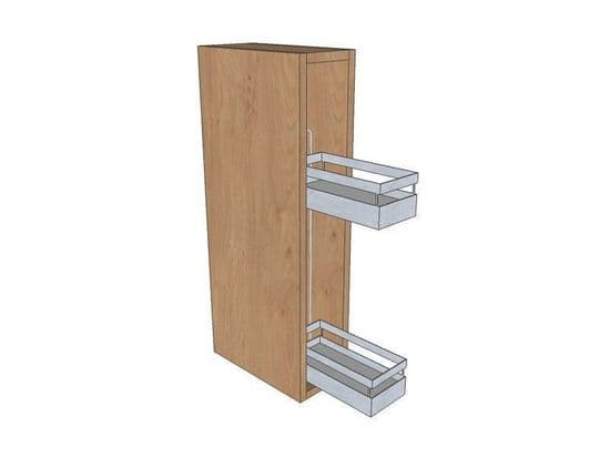 Pull Out Wall Units
