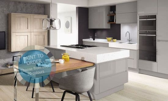 Remo Gloss Paint To Order Kitchens