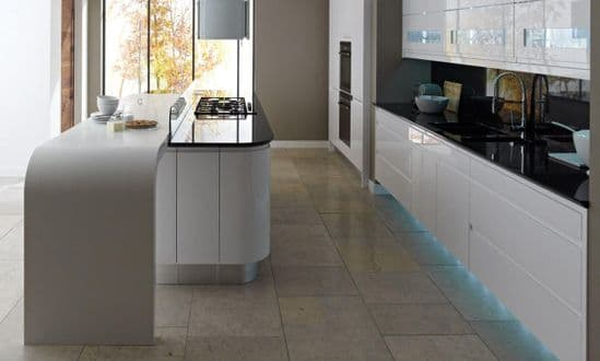 Remo Gloss White Kitchens