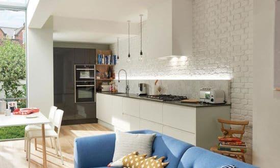 Remo Matt Porcelain Kitchens