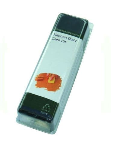 Silver Grey - Care And Maintenance Kit For Painted Doors