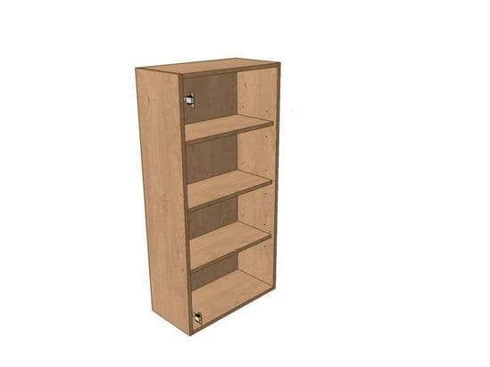Single Dresser Units