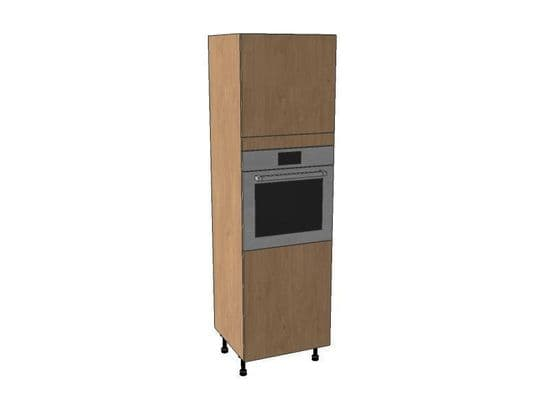 Single Oven Housing Units