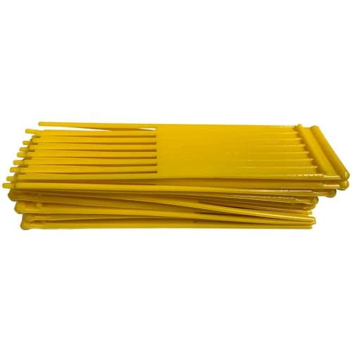 10 x Pack Countax / Westwood PGC Webbed Bristle 14936301X