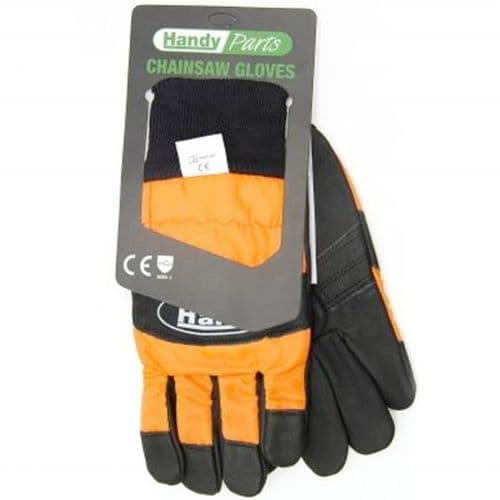 Handy Parts (Universal) Chainsaw Protective Gloves