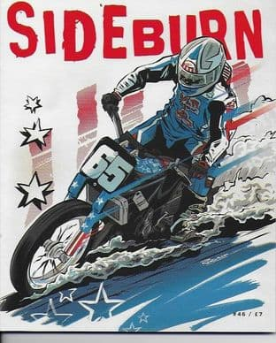 1) Sideburn - 2 issue Saver  -No.46 & No.45 issues