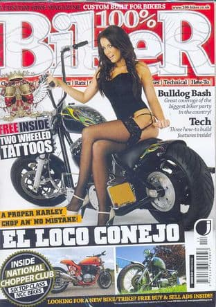 100% Biker Magazine - Issue 122