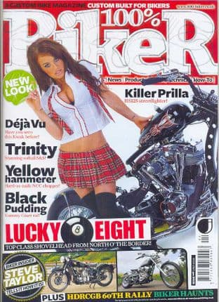 100% Biker Magazine - Issue 126