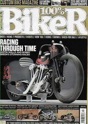 100% Biker Magazine - Issue 240