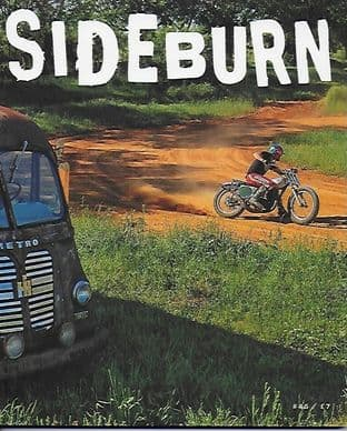 2) Sideburn - 2 issue Saver  -No.45 & No.44 issues