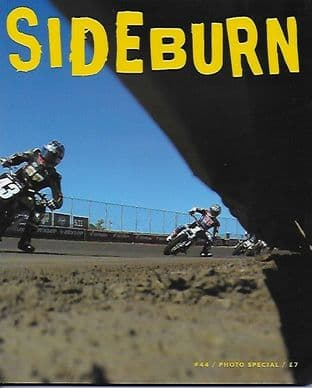 3) Sideburn - 2 issue Saver  -No.44 & No.43 issues