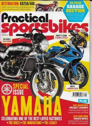 9 of the best BRITISH CLASSIC BIKE magazines (sse description below for issues included)