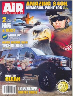 Airbrush Action Magazine - 2011-0506 M/June 2011