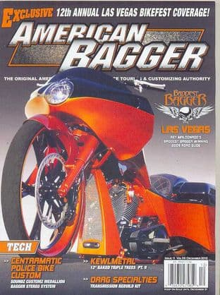 American Bagger Magazine - Issue 2012-12 December 2012