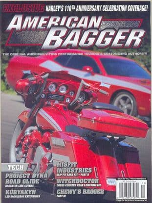 American Bagger Magazine - Issue 2013-11 November 2013