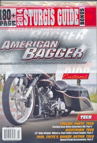 American Bagger Magazine - Issue 2014-08 August 2014